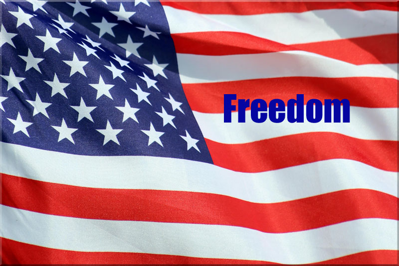 Devotion for July  -  Freedom