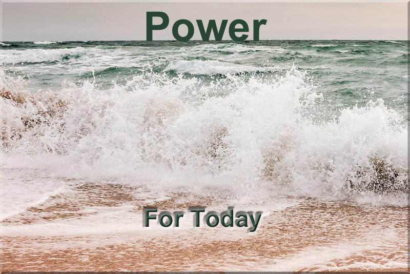 POWER for Today