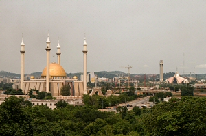 Abuja the capital city of Nigeria