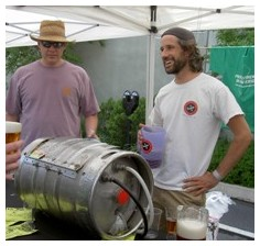 Flying Fish Brewery on Savor And Brandywine Valley Craft Brewers Festival   Beer And Brewing