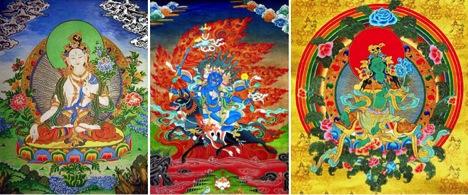 BuddhistGoddesses