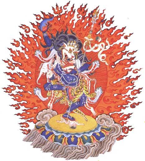 Senge Dongma