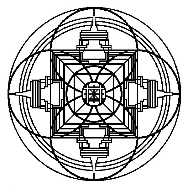 Free Buddhist Symbol Coloring Pages Tibetan Mandala Coloring Pages