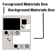 MaterialsBoxes