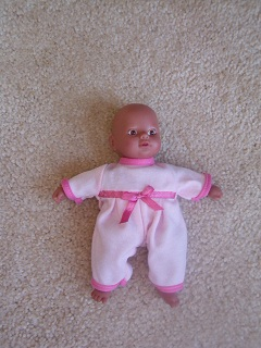 Mini 8 Inch Baby Dolls Doll Making
