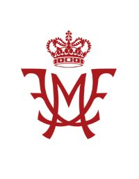 The monogram of the Crown Prince and Princess of Denmark