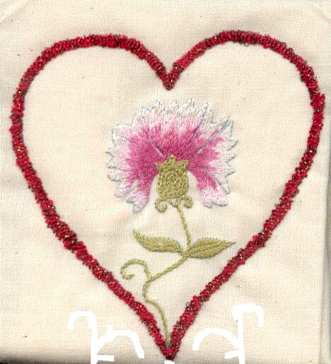 Happy Stitching from Megan