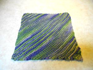 KNITTING ON THE BIAS Free Knitting Projects
