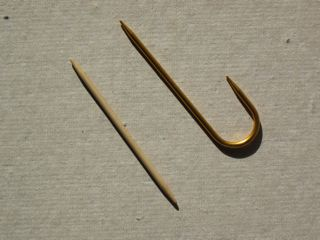 Cable Needle with hook