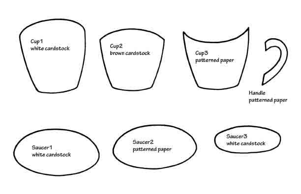 envelope bookmark card paper crafts