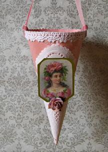 Victorian cone photo