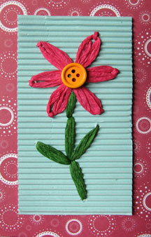 stitched embellishment photo