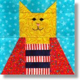 Christine Thresh's Quilting Patterns and free paper piecing