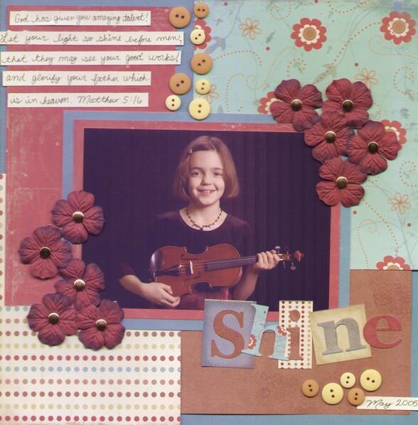 Shine Layout